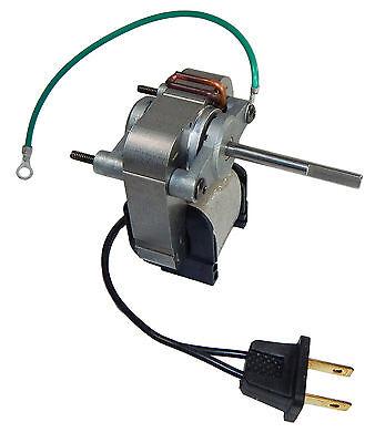 Nutone Vent Fan Motor 89321 J238-062-6001 3200 Rpm 1.07 Amps 120v 89850