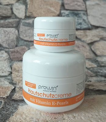proWIN  Hautschutzcreme 100 ml & 20 ml --super SETPREIS--