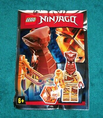 LEGO NINJAGO: Pyro Viper Polybag Set 891954 BNSIP