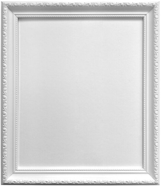 Frames by Post Shabby Chic Picture Frame - 18 X 14 Inches White | eBay