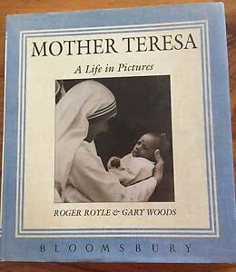 Mother Teresa : A life in Pictures Belconnen Belconnen Area Preview