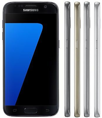 Samsung Galaxy S7 32GB G930V GSM Unlocked 4G LTE Smartphone 12MP
