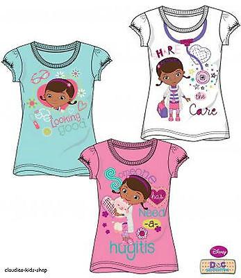Doc McStuffins, T-Shirt, Disney, Gr. 92, 104, 116, 128, NEU