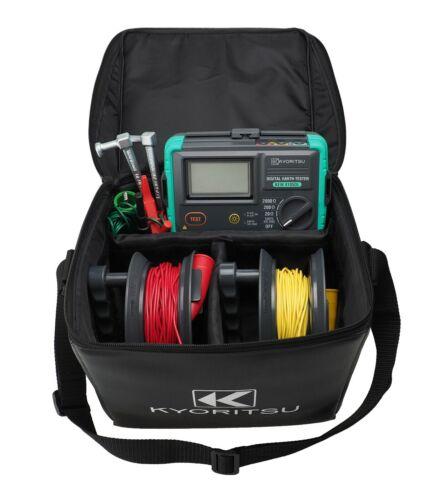 KYORITSU 4105DL (Digital Earth Tester, Cable Reel Set Model)