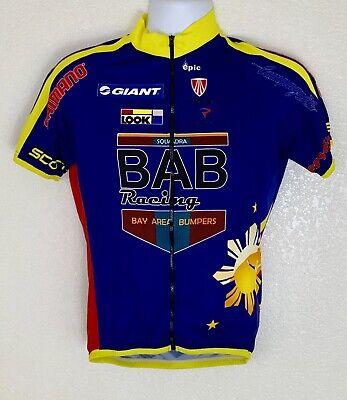 Epic Cycling Triathlon Women Jersey Size L Pilipinas Yellow (Triathlon Clothes Women)