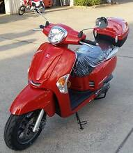 Kymco, Scooter, Like 200, Learner Legal, New Thornton Maitland Area Preview