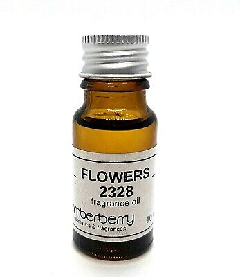 FLOWERS Fragrance Oil 10 ml - Best Quality for soap,candles,bath