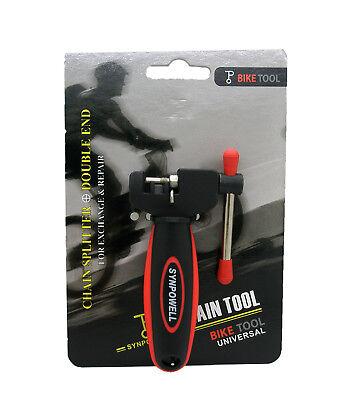 Tronchacadenas Profesional SYNPOWELL Troncha Desmontar cadenas de Bicicleta 3035