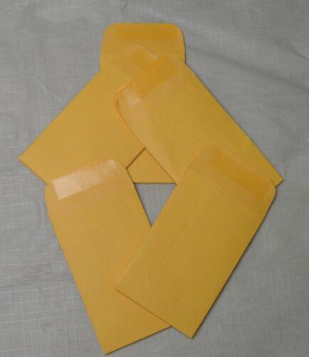"Twenty-Five ValBox #1 Coin Envelope 2.25"" x 3.5"" 25 FREE SHIPPING!!!"