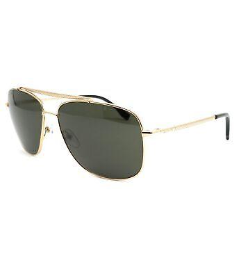 Lacoste Sunglasses L188S 714 Gold Aviator Men (Lacoste Aviators)