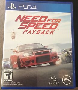 PS4 NFS Payback