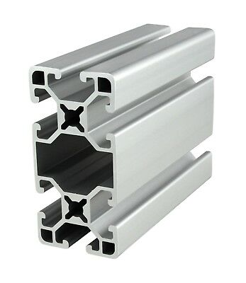 8020 T-slot Ultra Lite Smooth Aluminum Extrusion 15 Series 1530-uls X 48 N