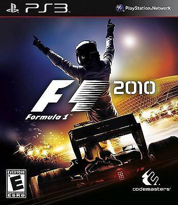 Usado, Formula 1 2010 PS3 - F1 comprar usado  Enviando para Brazil