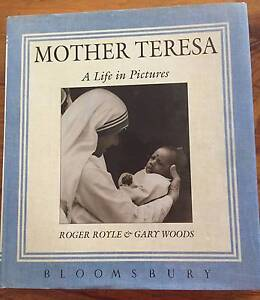 Mother Teresa : A life in Pictures || Roger Royle Belconnen Belconnen Area Preview
