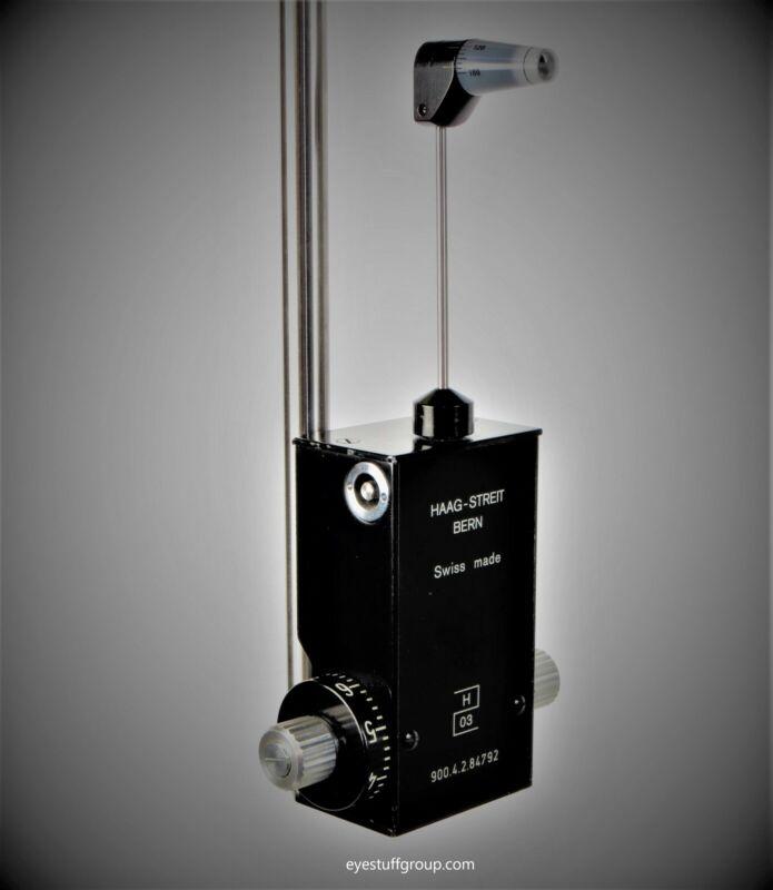 Tonometer Service - Haag-Streit R900 / AT900 / Keeler KAT