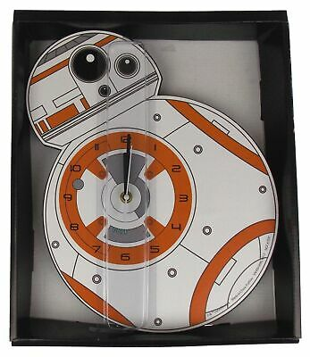 Star Wars BB-8 Wood Deco Wall Clock 14
