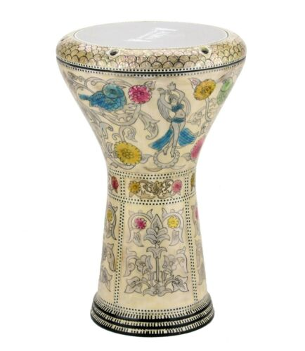 "MOP 17"" New Gawharet El Fan Egyptian Doumbek, Darbuka # 127 by NileCart"