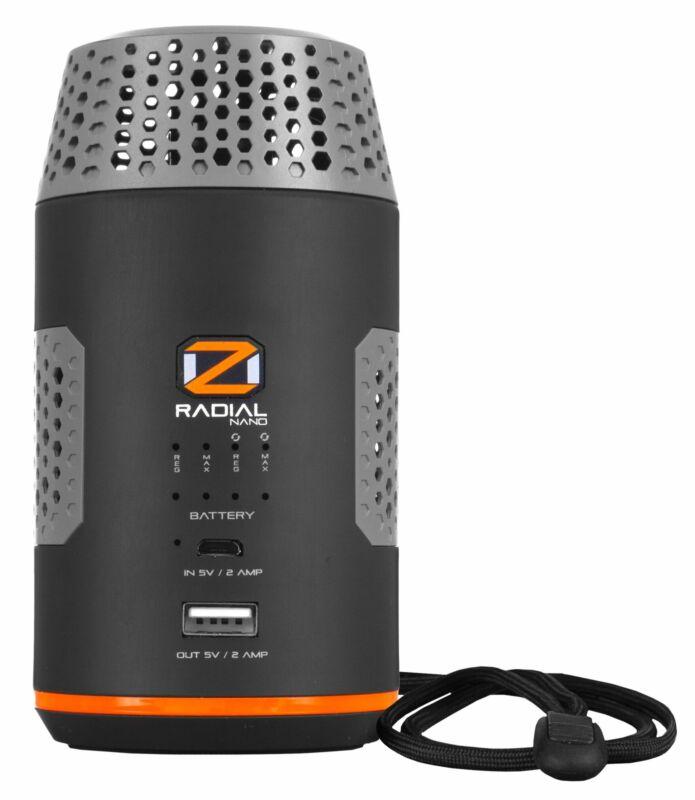 ScentLok OZ Radial Nano (Black)