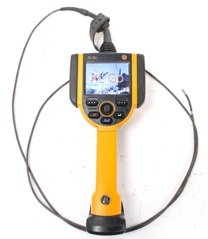 GE XL Go Videoscope NDT Borescope