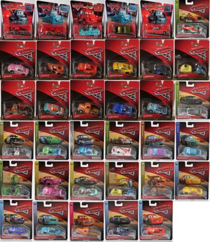 #02 Cars Disney Pixar Car - Scale 1/55 Choose: Tokyo Mater