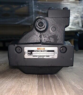 Brand New Nachi Variable Volume Piston Pump Pvs-0b-7-w-4822a