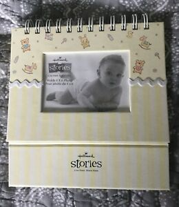 Hallmark baby photo album/frame