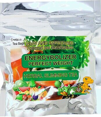 Energybolizer Perfect Weight Tea - Apple/Mango Flavor