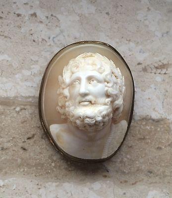 Muschelkamee 18.Jahrhundert Neapel