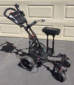 MGI Quad Electric Golf buggy cart