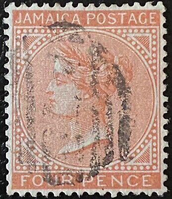 Jamaica Scott #10 (4P Brown ORG) CV $15 USED