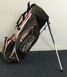 PINK Titleist Carry Bag