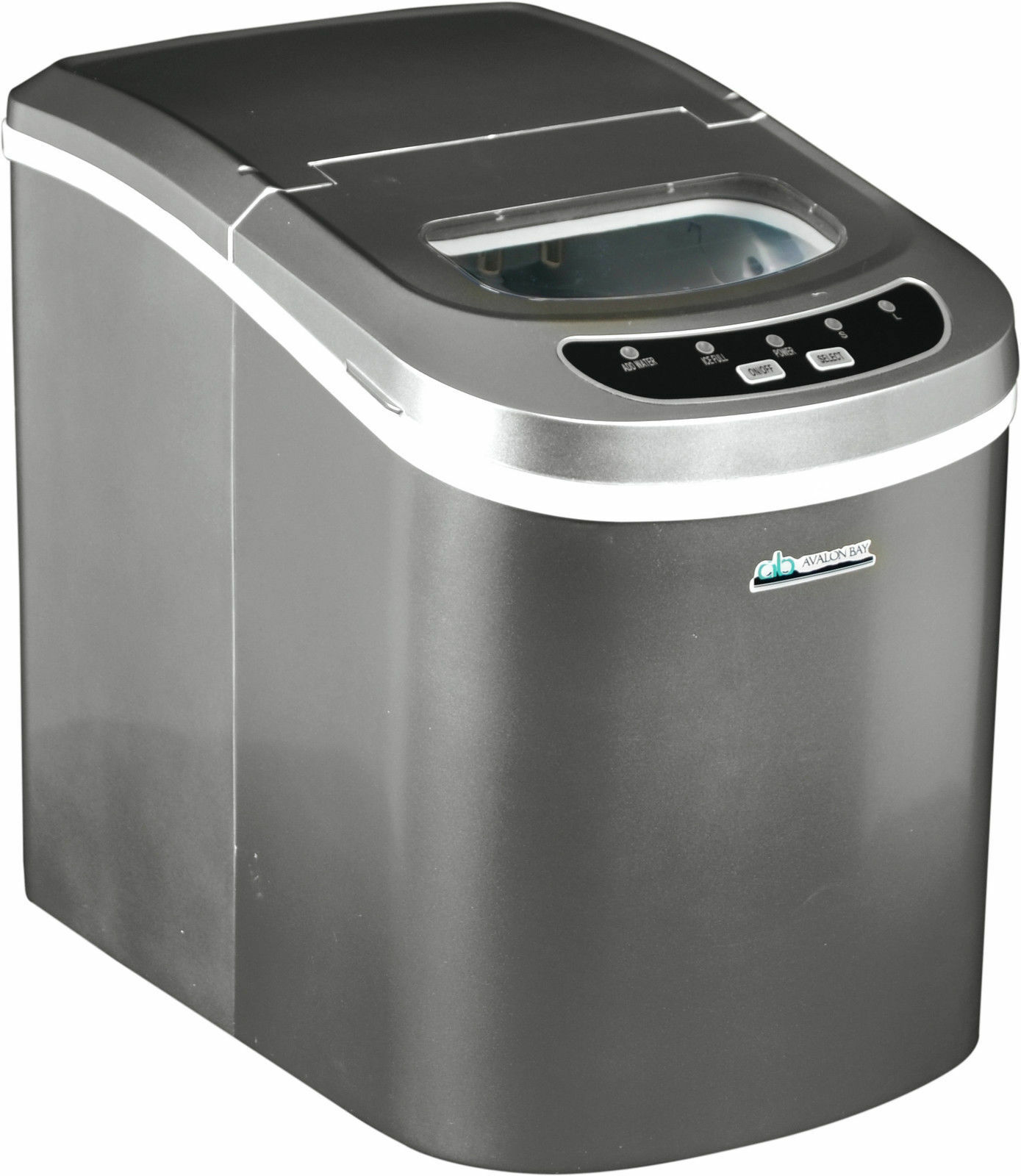 Manitowoc Countertop Ice Maker : Avalon Bay Portable Ice Maker