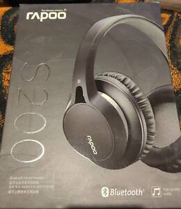 Rapoo S200 wireless Bluetooth headphones, BT