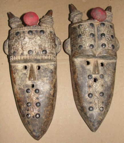 Fine Africa Toma Loma Landai Masque Old Mask Liberia Guinea African Collection
