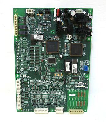 York 031-02477-000 Rev D Vsd Logic Circuit Board Chiller Card Module Plc Johnson