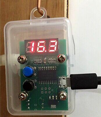 Digital Vacuum Gauge Vm-9 Negative Air Pressure Pressure Sensor