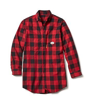 Rasco FR Flame Resistant Plaid & Uniform Dress Shirts -in many colors - Flame Resistant Apparel