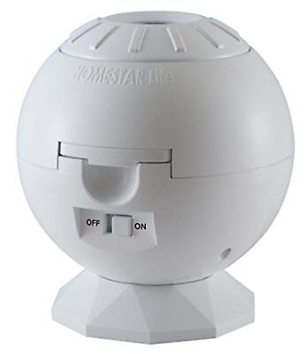 Sega Toys HOMESTAR Lite 2 white Home Planetarium Lamp w/Tracking# Japan New