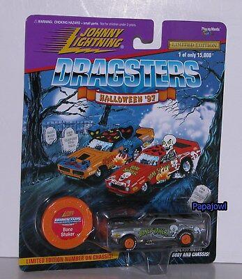 Johnny Lightning Dragsters Halloween Bone Shaker 1971 Mustang 71 Funny Car B-ma](Ma Halloween)