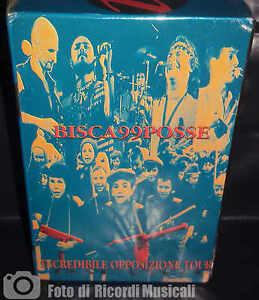 MC-99-POSSE-INCREDIBILE-OPPOSIZIONE-TOUR-DAL-VIVO-DOPPIA-MC-SIGILLATA