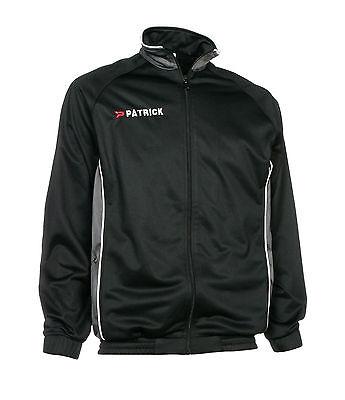 Trainingsanzug GIRONA 125/215 von Patrick ,schwarz/grau Gr. 4XL - Patrick Anzug