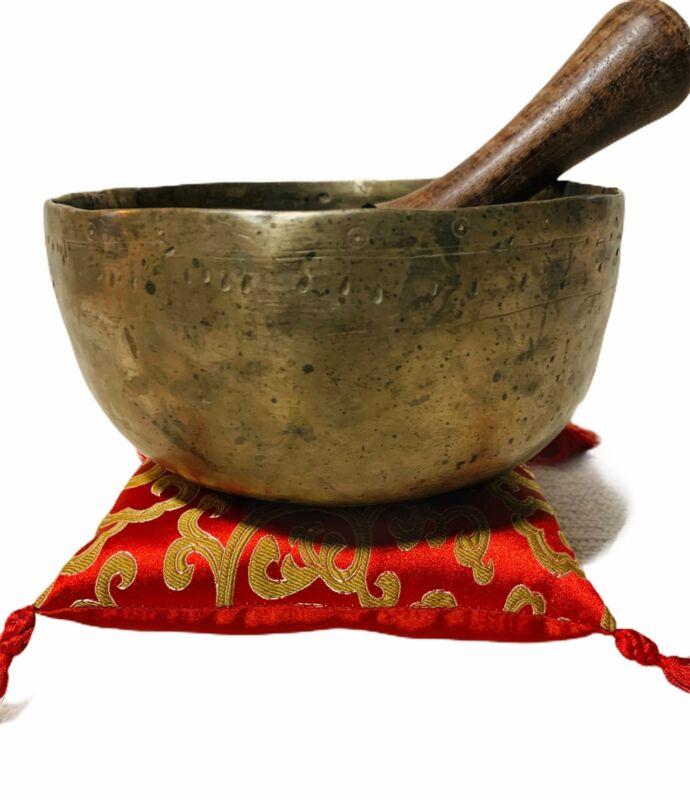 Sun Heart Chakra Singing Bowl