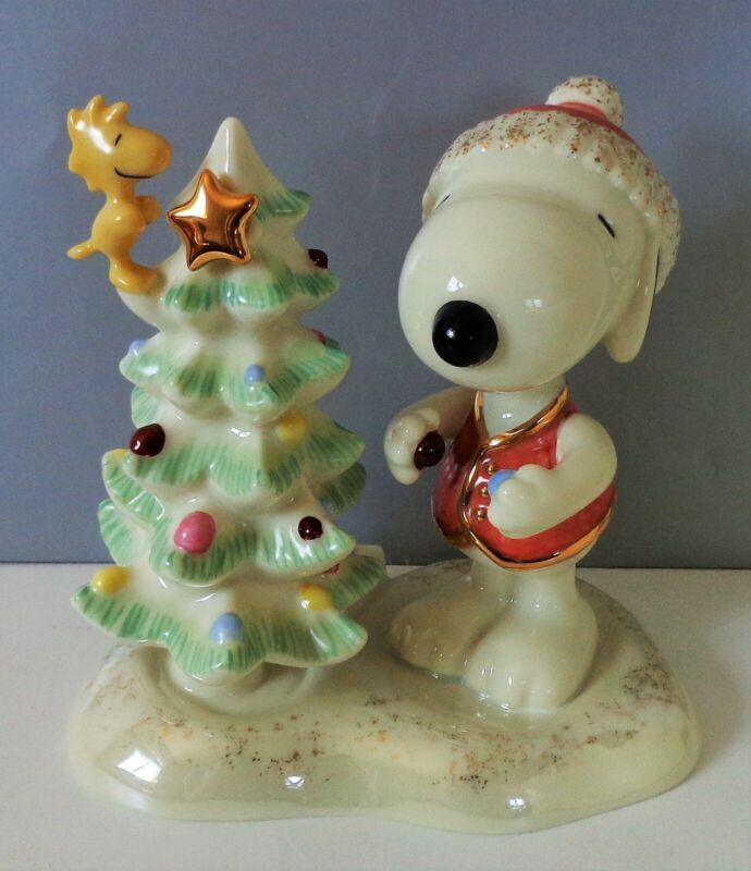 Lenox Peanuts Snoopy