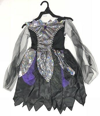 k Swan Costume With Mask Dress Up Outfit  3-10 years Party (Black Swan Dress Up Halloween)