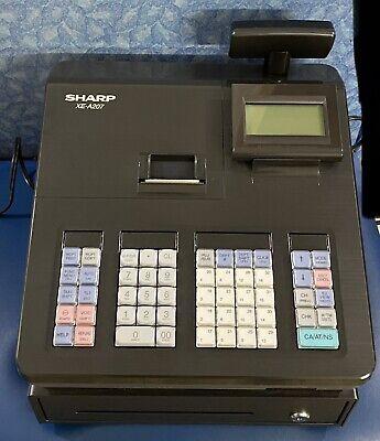 Sharp Xe-a207 Electronic Cash Register