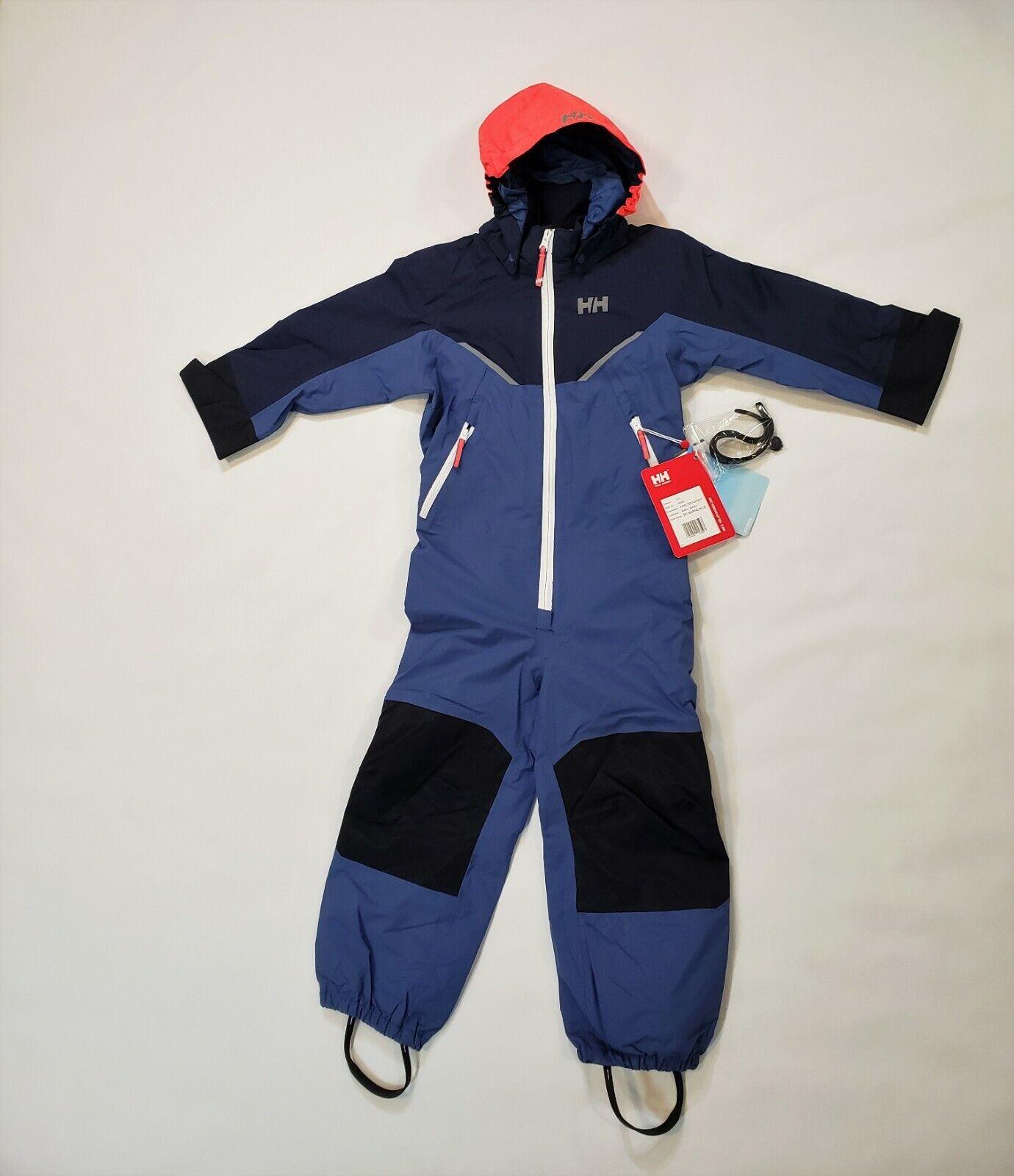 Helly Hansen Kids Snowsuit Shelter Playsuit Size 4T -  5