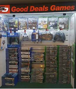 Xbox One 500gb and games (optional) + Warranty Sunnybank Brisbane South West Preview