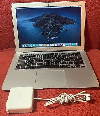 "Apple MacBook Air ""Core i5"" 1.7GHz 4GB 60.7GB SSD 11-Inc (Mid-2012)"