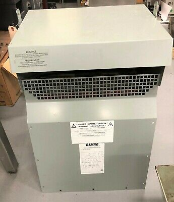 Bemag Isolation Transformer 15 Kva 240208120 Volts
