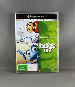 A BUG'S LIFE DVD (2 x DISC SET) (DISNEY-PIXAR) - REGION 4 PAL